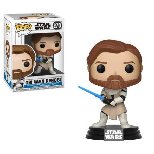 Funko Pop Obi Wan Star Wars - Zona Criativa
