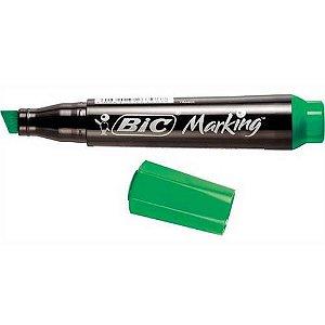 Pincel Marcador Marking Recarregavel Verde - Bic