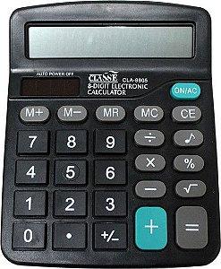 Calculadora Media- 8 Digitos Marca Classe