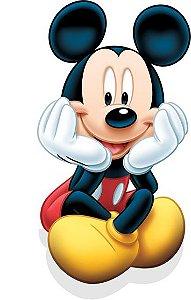 Plastico Adesivo Disney Mickey - Vmp