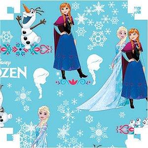 Plastico Adesivo Frozen - Vmp