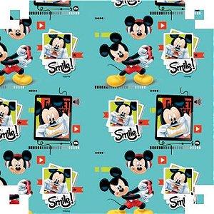 Plastico Adesivo Mickey - Vmp