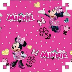 Plastico Adesivo Minnie - Vmp