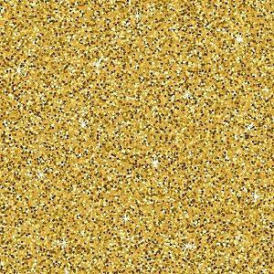 Eva Glitter Amarelo 40X60 - VMP