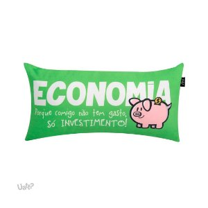 Almofada Profissões Economia - Uatt