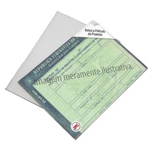 Protetor P/ Documento De Carro - Dac