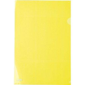 Pasta L A4 Amarela - Dello
