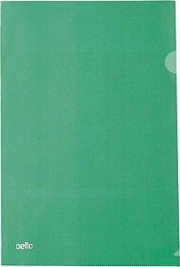 Pasta L A4 Verde - Dello