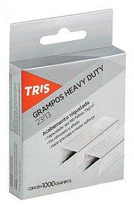 Grampo Glavanizado Heavy Duty Tris