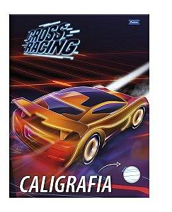 Caderno Pedagógico Caligrafia Cross Racing - Foroni