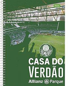 Caderno Allianz Parque 15M - FORONI