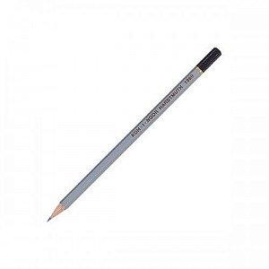 Lápis Para Desenho Artístico 4B - Keramik