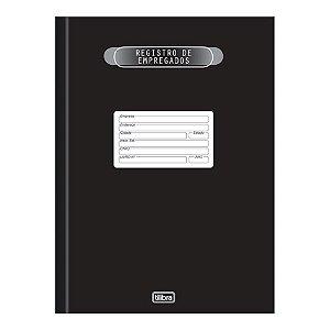 Livro Registro Empregado 50fs- Tilibra