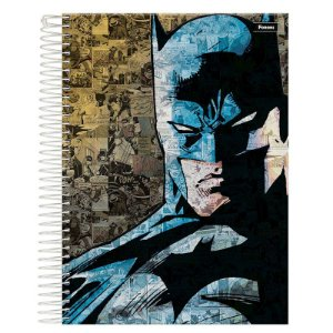 Caderno Batman 1M - FORONI