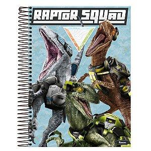 Caderno Jurassic Park 1M - Foroni