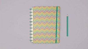 Caderno Popy Grande - Caderno inteligente