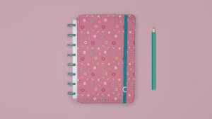 Caderno Lolly A5 - Caderno inteligente