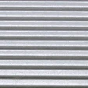 Papel Micro ondulado Prata 50x80 - Vmp