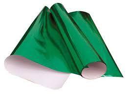Papel Laminado 48x60 Verde