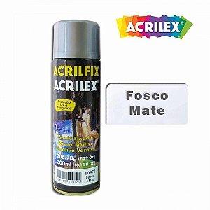 Verniz Fixador Acrilfix Fosco Spray - Acrilex