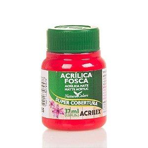 Acrilica Fosca Vermelho 37ml - Acrilex