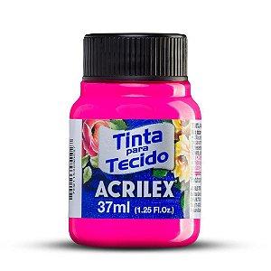 Tinta tecido fluorescente Maravilha - Acrilex