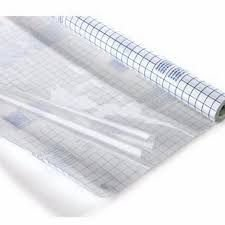 Plástico Adesivo Transparente 45cmX2m - Vmp