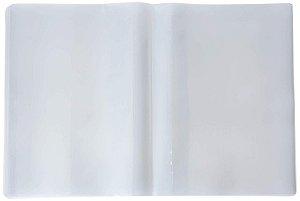 Capa para Caderno Plastico Transparente  - Plasitiban