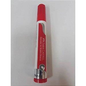 Marcador de Quadro branco - Vermelho- Faber-Castell