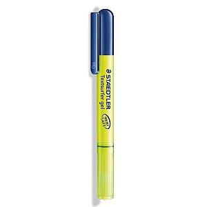 Marcador de texto em Fluo Gel Amarelo - Staedtler