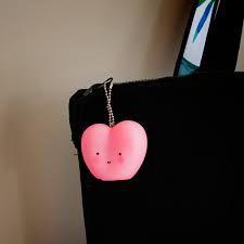 Chaveiro Com Led Coração - Desembrulha