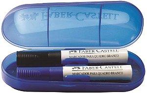 Apagador Quadro Branco c/ Estojo - Faber Castell