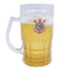 Caneca De Cerveja Corinthians - Cebola