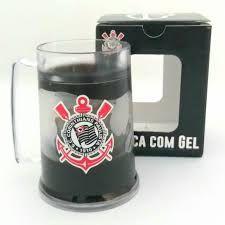 Mini Caneca Com Gel Corinthians - Cebola