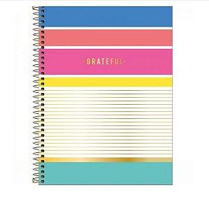 Caderno Universitário Be Nice 10 Matérias - Tilibra
