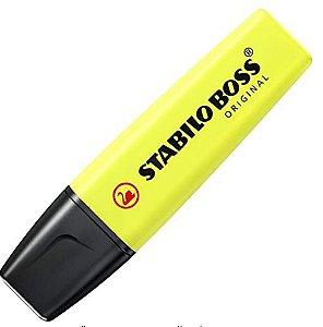 Marca Texto Boss Amarelo Neon - Stabilo