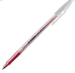 Caneta Liner Vermelha - Stabilo