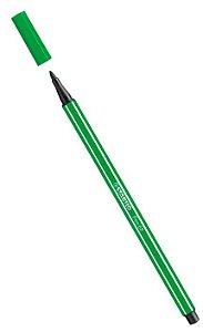 Caneta Pen 68/36 Verde Esmeralda - Stabilo