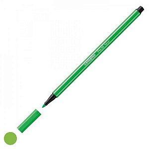 Caneta Pen 68/033 Verde Neon - Stabilo
