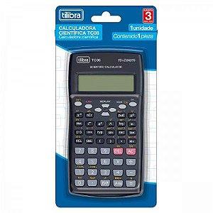 Calculadora Científica TC08 - Tilibra