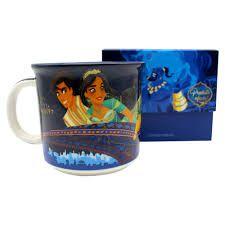 Caneca Aladdin - Zona Criativa