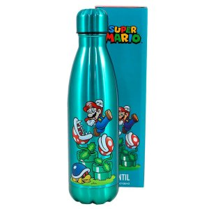 Garrafa Cantil Super Mario - Zona Criativa