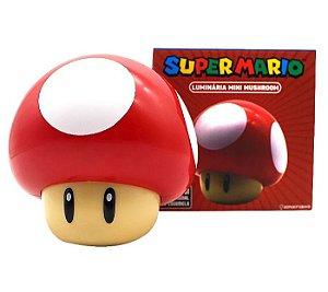 Mini Luminária Mushroom - Zona Criativa