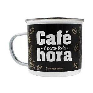 Caneca Café Toda Hora - Zona Criativa