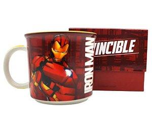 Caneca Iron Man - Zona Criativa