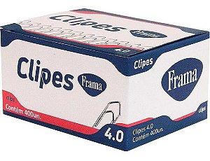 Clips Metálicos 4/0 400 Un - Frama