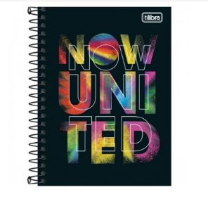 Agenda Planner 2021 Now United - Tilibra