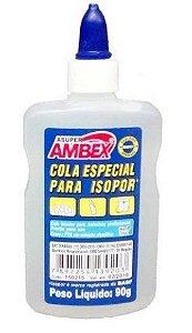 Cola Para Isopor Asuper 90g - Radex