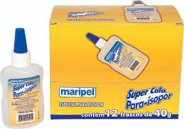Cola Para Isopor 40G - Maripel