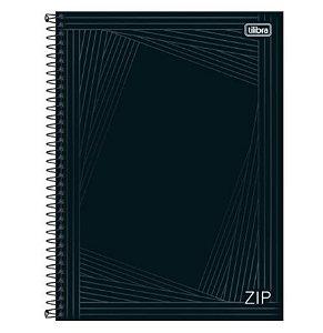 Caderno Universitário Zip 16 Matérias - Tilibra